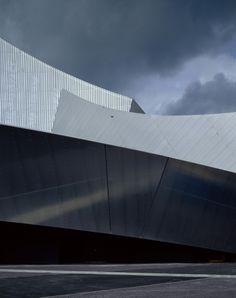 Daniel Libeskind, Imperial War Museum.