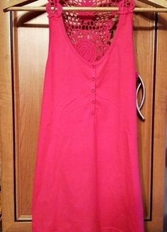 Kup mój przedmiot na #vintedpl http://www.vinted.pl/damska-odziez/bluzki-bez-rekawow/13045714-rozowa-bokserka-z-ciekawym-tylem-34-36-38