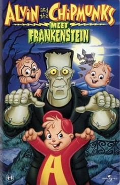Alvin and the Chipmunks Meet Frankenstein - Wikipedia, the free ...