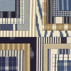 Moda Fat Quarter Bundle - Indigo Crossing Wovens by Minick & Simpson