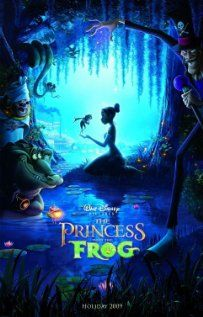 The Princess and the Frog.