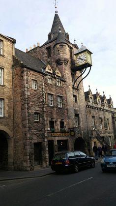 Edinburgh Old Town - Edinburgh