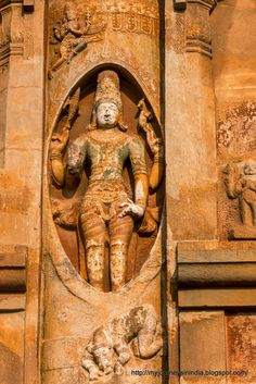Image result for photos of chola frescoes inside Brihadishwara Temple in Tanjore