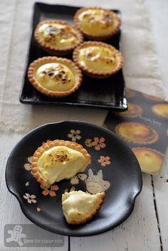 Bake for Happy Kids: Copycat Hanjuku Kobo / Bake Molten Lava Cheese Tar...