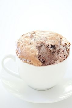 4 ingredient berry souffle