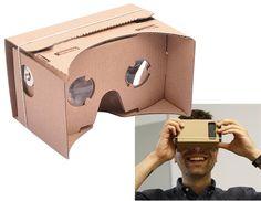 3D DIY Cardboard Glasses