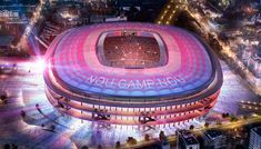 cant wait for 2021 to come already. camp nou is coming sh*** Soccer Stadium, Football Stadiums, Football Players, Camp Nou, Barcelona Futbol Club, Fc Barcelona, Verona, Fc Bayern Munich, Pop Art Design