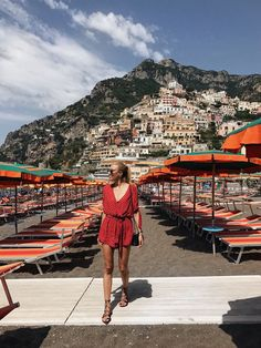 Hey Guys! We just returned from the most fabulous European vacation where we lived La Dolce Vita! Each year we choose somewhere different in Europe since it's our favorite place to visit in the Summer. The beaches are to die for which is our appeal and why we constantly visit....