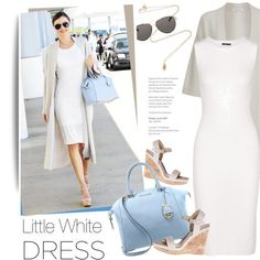 what color shoes to wear with all white outfit 5