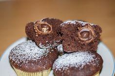 Herbe Kaffee Rocher Muffins