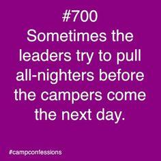 Camp Confessions