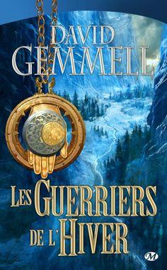 """#CybookLecture de Petrus C. : """"Les Guerriers de l'hiver"""" de David Gemmell"""