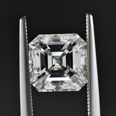 3.02ct #Asccher #Diamond HVS1 EGL #Ring #Wedding #Engagament