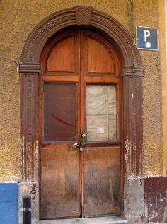 Vieja posada en Algeciras