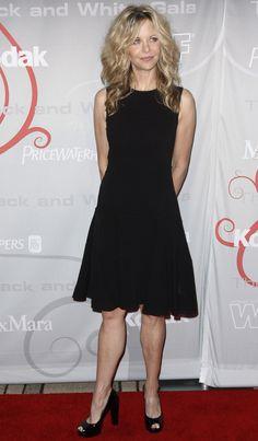 Meg Ryan 2008 in Crystal Lucy Awards