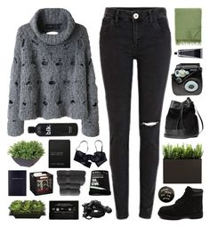 """""""And traffic is picking up, if I don't leave I'ma get stuck"""" by justonegirlwithdreams ❤ liked on Polyvore featuring Rachel Comey, Ethan Allen, Timberland, H&M, Polaroid, Armand Diradourian, Grown Alchemist, Ex Voto Paris, Eres and Christy"""