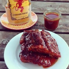 Fireball Whiskey Baby Back Ribs Recipe