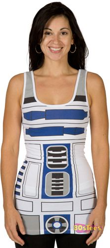 So, I may have just posted the Storm Trooper one, but I love this one more...