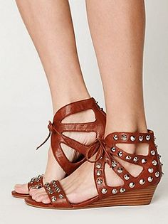 Free People Clothing Boutique > Paige Studded Sandal