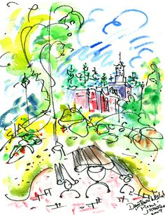 WELLESLEY PICNIC by BOSTONARTBOUTIQUE on Etsy