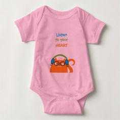 Cat Hipster Music Glasses Bright Modern Funny Cool Baby Bodysuit - cat cats kitten kitty pet love pussy