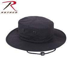 Rothco Adjustable Boonie Hat (Black): giá 290k  Chi tiết sản phẩm: http://www.taphoa95.com/rothco-adjustable-boonie-hat-black-6201478.html