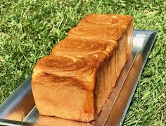 Le Lingot (brioche roulée au caramel beurre salé)
