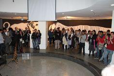 Durante la Muestra se premió también a los ganadores del concurso de Danza Red OUN. UNIMINUTO se quedó con el primer puesto en Danza Folclórica.