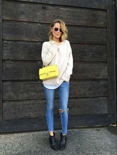 A coleção 'uau' de bolsas Chanel de Anine Bing! | http://alegarattoni.com.br/bolsas-chanel-de-anine-bing/