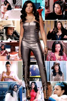 Cookie Lyon - Empire TV Series - Fox Network - The many scenes, expressions, and quotes of Cookie Lyon.