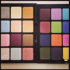 new viseart palettes coming soon!