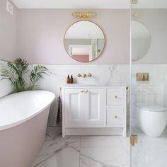 """Ca' Pietra on Instagram: """"A fresh new bathroom from @thebromleybathroomcompany"""" Clawfoot Bathtub, Loft, Stylish, Profile, Fresh, Park, Instagram, User Profile, Lofts"""