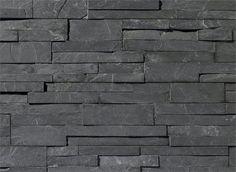 Revestimiento de fachada de piedra natural SCAGLIA NERA - B
