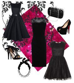 Little Black Dress Party   The Dress