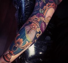 tattoosforpassionnotfashion:  doene by emily rose murray   beautiful!