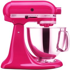 Kitchenaid 5 Qt Stand Mixer Ksm150ps 350 Liked On Polyvore