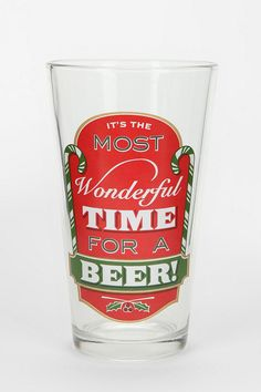 It's the most wonderful time for a beer! #urbanoutfitters #holiday ... Great Christmas gift for my dad!