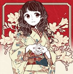 pixiv is an online artist community where members can browse and submit works, join official contests, and collaborate on works with other members. Pretty Anime Girl, Anime Art Girl, Manga Art, Manga Anime, Asian Photography, Vocaloid, Anime Kimono, Samurai, Manga Characters
