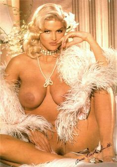Anna boob nicole size smith think, what
