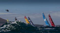 Volvo Ocean Race 2014-15 - Indien, les voilà ! Après treize jours à terre au Cap, les équipages de la Volvo Ocean Race s'apprêtent à repartir à la conquête, cette fois, de l'océan Indien. Cette deuxième étape va rallier Le Cap à Abu Dhabi. Si les menaces de piraterie sont écartées pour cette étape, ces 6 125 milles séparant l'Afrique du Sud des Emirats …
