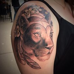 Image result for lioness tribal tattoo