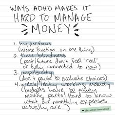 ADHD & money management: what I've learned from 3 years with YNAB Adhd In Girls, Time Perception, Private Preschool, Little App, Adhd Brain, Adhd Symptoms, Financial Stress, Adult Adhd, Advertising Services