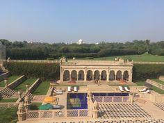 Oberei Agra (perfect view of the Taj Mahal)