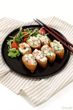 College Meals, Light Recipes, Korean Food, Bruschetta, Holidays And Events, Japanese Food, Bento, Baked Potato, Food Photography