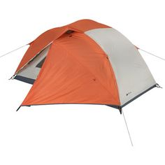 Ozark Trail 4-Season 2-Person Hiker Tent  sc 1 st  Pinterest & Ozark Trail Instant Tent Cot with Rainfly Sleeps 1 | Camping ...