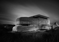 WWII Bunkers by Jonathan Andrew www.fallow.com.au/blog
