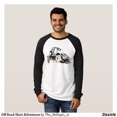 Patriotic Men& Canvas Long Sleeve Raglan T-Shirt - Heavyweight Pre-Shrunk Shirts By Talented Fashion & Graphic Designers - Ketchup, S Shirt, Shirt Style, Shirt Men, Nautical T Shirts, Mens Baseball Tee, Fashion Graphic, Fashion Design, Cartoon T Shirts
