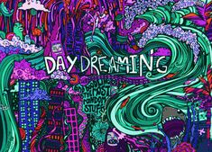 music, school, dreams, colors, art, dubstep, daydream, quot, thing