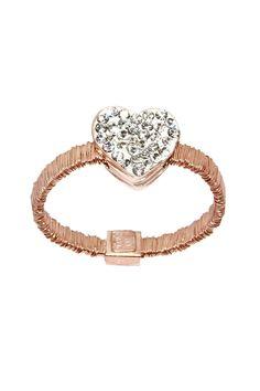 Rose Gold Heart Ring