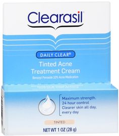 Clearasil Stayclear Tinted Acne Treatment